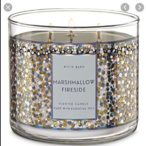 Bath and Body Works Marshmallow Fireside Candle